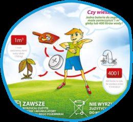 Zbieraj Baterie plakat 3 - 2016 17-c75f158b
